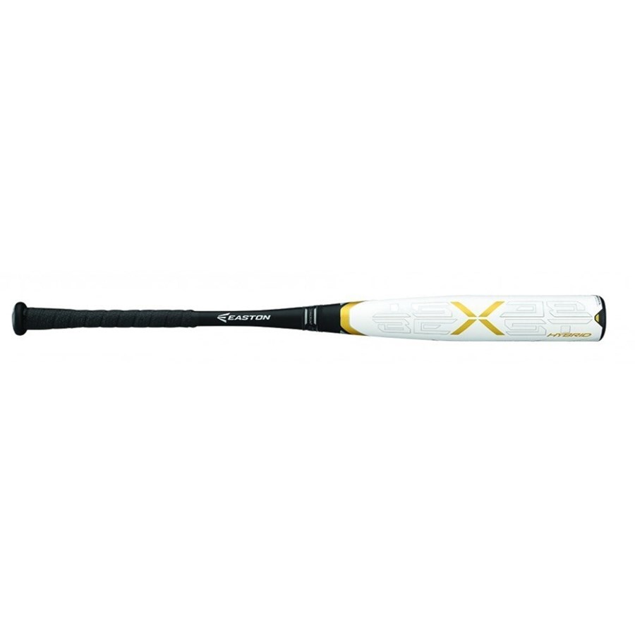 Easton Beast X Hybrid BBCOR - Drop 3 - 2 5/8 - Can't be used in National League and below